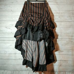 Dracula Steampunk Skirt